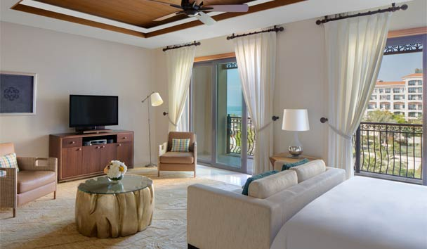 The St. Regis Saadiyat Island Resort: St. Regis Suite