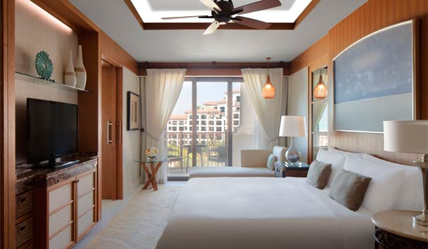 The St. Regis Saadiyat Island Resort: Superior Room