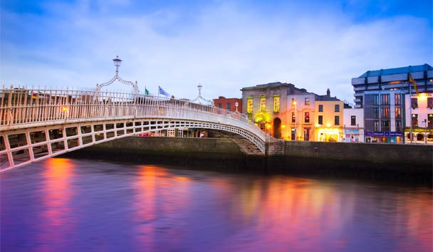 Europe's Most Romantic Destinations: Dublin