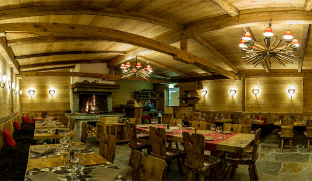 Chalet RoyAlp Hotel & Spa: Le Grizzly