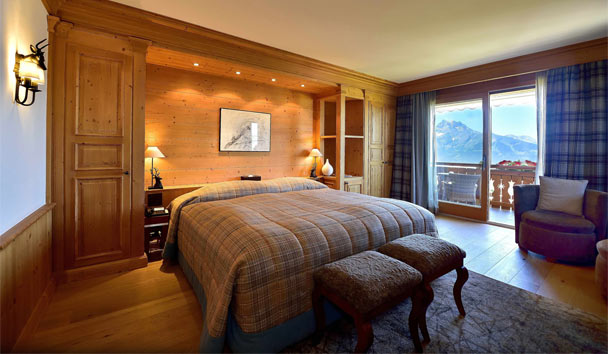 Chalet RoyAlp Hotel & Spa: Executive Room