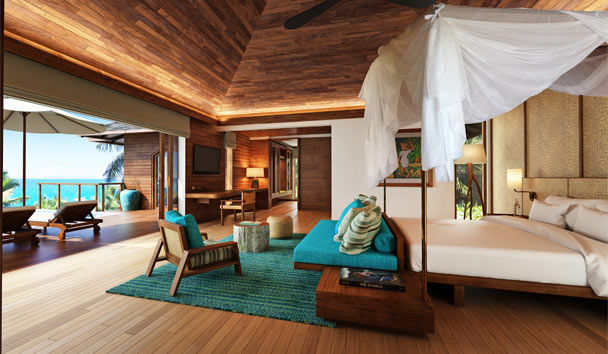 Six Senses Zil Pasyon: Bedroom