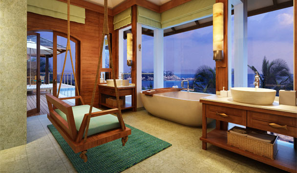 Six Senses Zil Pasyon: Bathroom