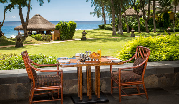 The Oberoi Mauritius: The Main Restaurant