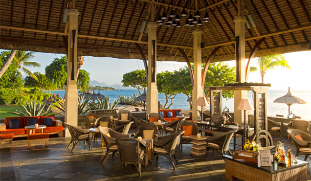 The Oberoi Mauritius: The Main Bar