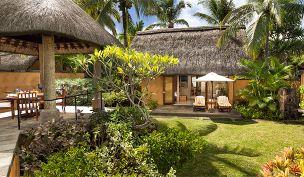 The Oberoi Mauritius: Luxury Villa with Private Garden