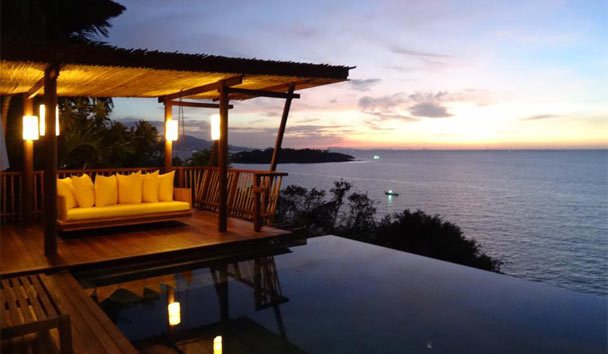 Six Senses Samui: Sunset Vistas