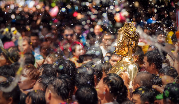 The Best of Thailand: Songkran Festival
