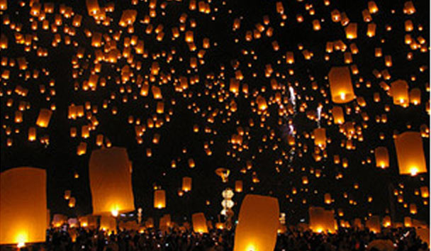 The Best of Thailand: Loy Krathong Festival