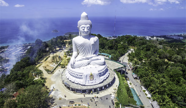 The Best of Thailand: Big Buddha, Phuket