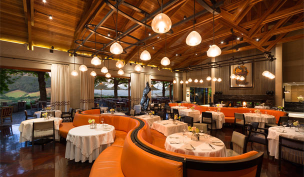 Delaire Graff Lodges and Spa: Delaire Graff Restaurant