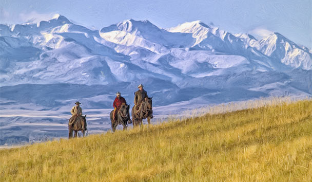 Escape to the hills with a luxury ranch in Montana, USA