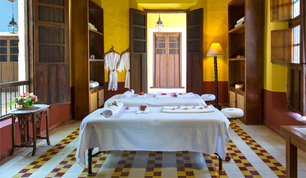 Hacienda Santa Rosa, a Luxury Collection Hotel: Hol-Be Spa