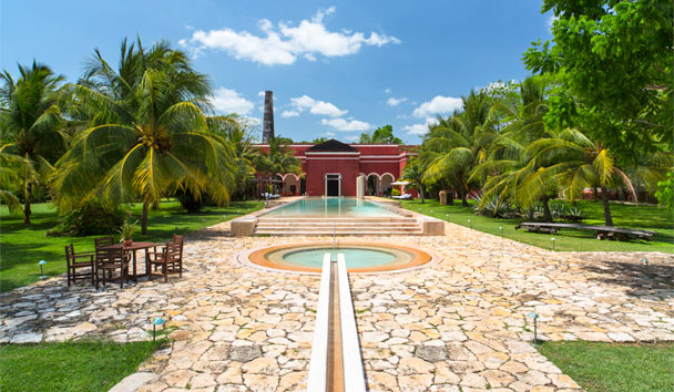 Hacienda Temozon, a Luxury Collection Hotel: Hotel exterior