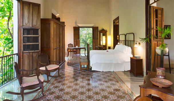 Hacienda Temozon, a Luxury Collection Hotel: Patron's Room
