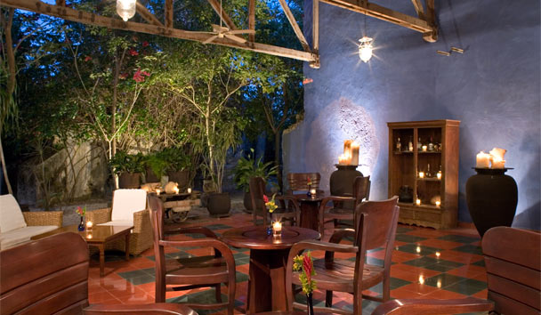 Hacienda San Jose, a Luxury Collection Hotel: Restaurant