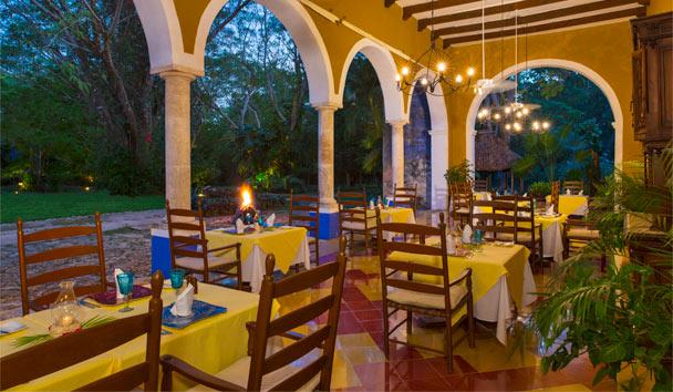 Hacienda San Jose A Luxury Collection Hotel Mexico