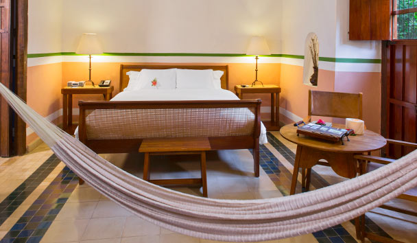 Hacienda San Jose, a Luxury Collection Hotel: Junior Suite