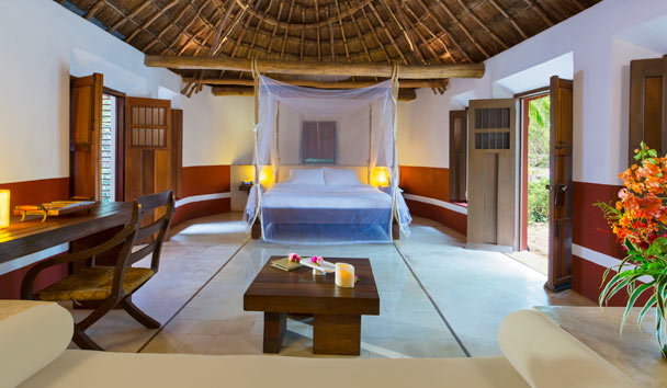 Hacienda San Jose, a Luxury Collection Hotel: Mayan Villa