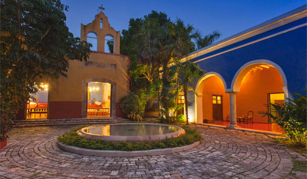 Hacienda San Jose, a Luxury Collection Hotel: San Jose Chapel