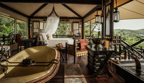 Four Seasons Tented Camp Golden Triangle: Superior Tent