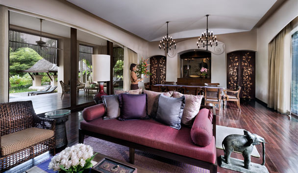 Four Seasons Resort Chiang Mai: Three Bedroom Residence Villa with Pool