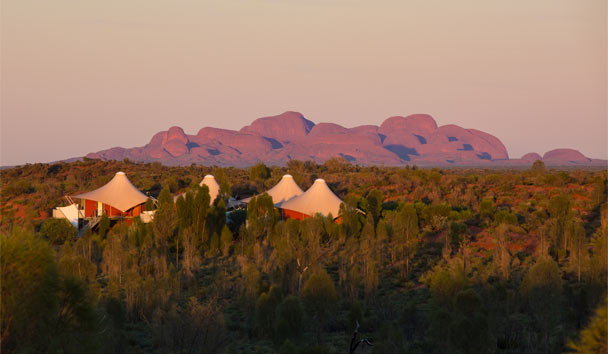 Longitude 131: Luxury Desert Camp