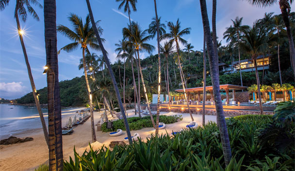 Four Seasons Resort Koh Samui: Beachfront Coco Rum Bar