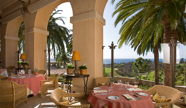 The Resort at Pelican Hill: Andrea Terrace