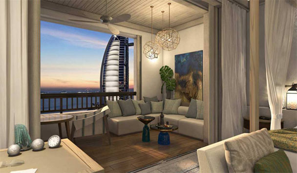 Jumeirah Al Naseem: Spectacular Views Of The Arabian Gulf