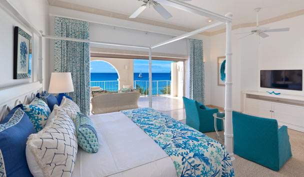 Saint Peter's Bay, Luxury Bedroom