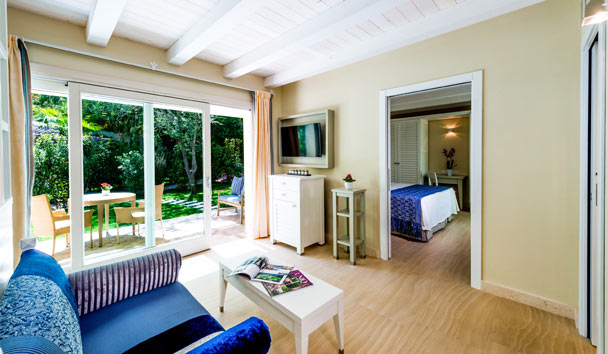 Forte Village - Bouganville: Deluxe Family Bungalow