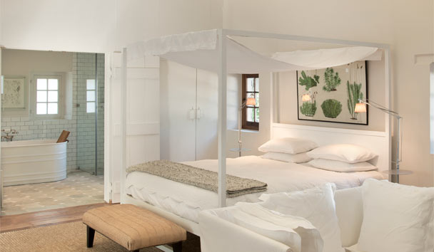 Babylonstoren: Guest Accomodation