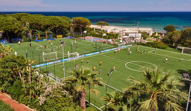 Forte Village - Il Borgo: Football Pitch