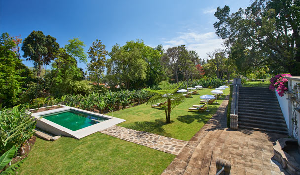 Quinta da Casa Branca: Adults only pool