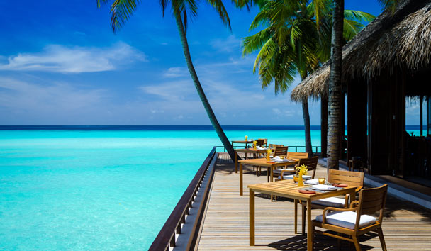 One&Only Reethi Rah, Earth Restaurant