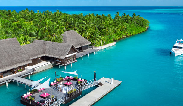 One&Only Reethi Rah, Maldives: Arrival