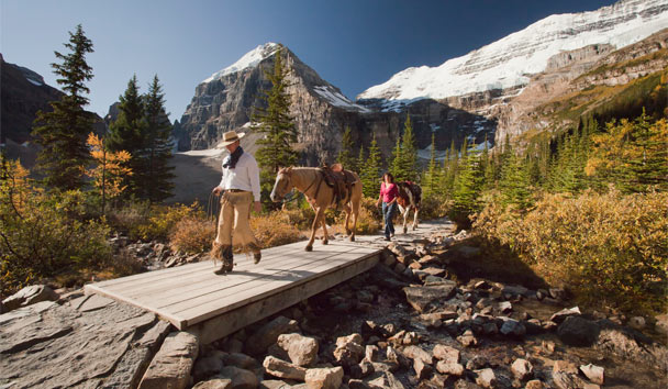 Take on the wilderness in a Canadian lodge