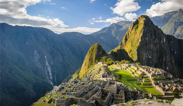 Discover the secrets of mysterious Machu Picchu
