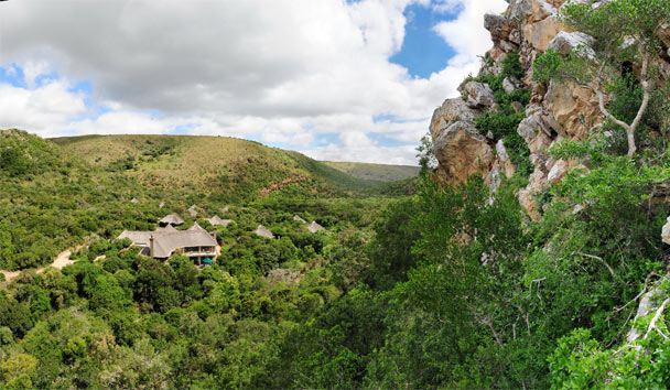 Shamwari Private Game Reserve: Eagles Crag