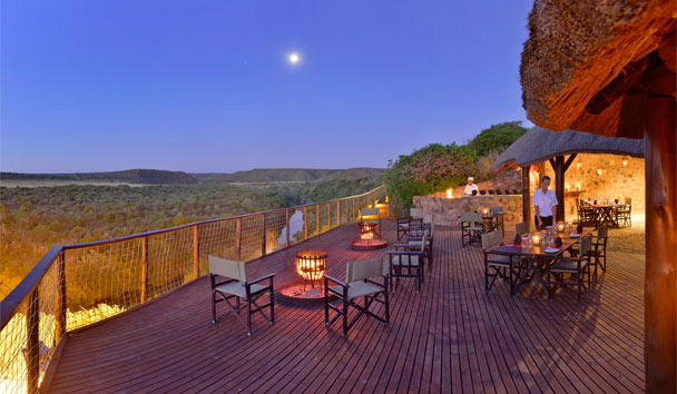 Shamwari Game Reserve, South Africa