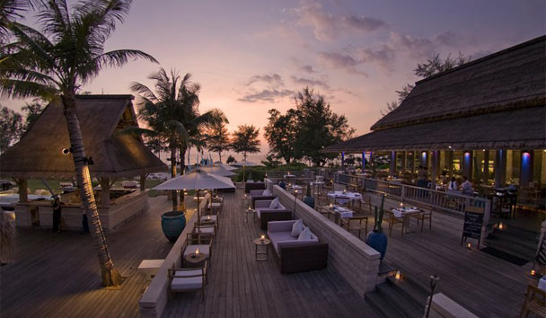 Anantara Mai Khao Phuket Villas: Sea Fire Salt