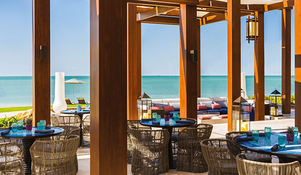 Four Seasons Dubai at Jumeirah Beach, Sea Fu Restaurant