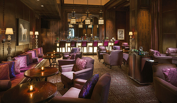 Four Seasons Dubai at Jumeirah Beach, Hendricks Bar