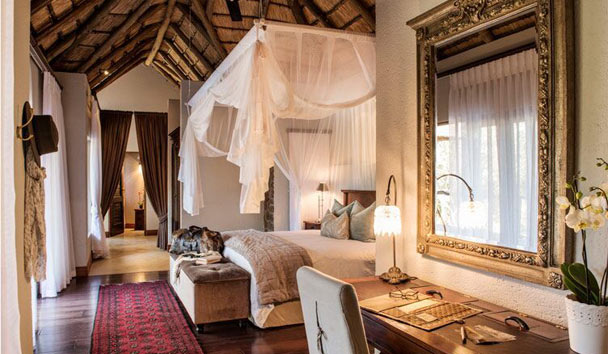Dulini Private Game Reserve: Guest Accomodation