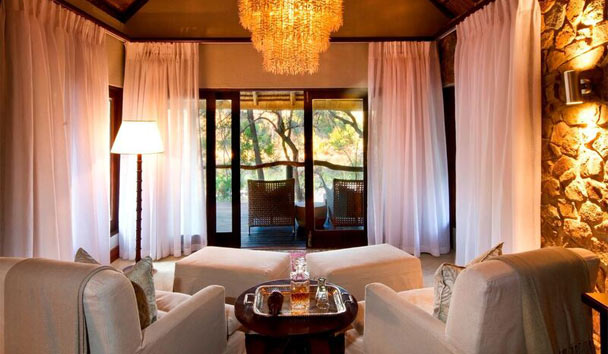 Dulini Private Game Reserve: Guest Accommodation