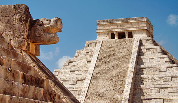 The majestic Chichen Itza is a must-see