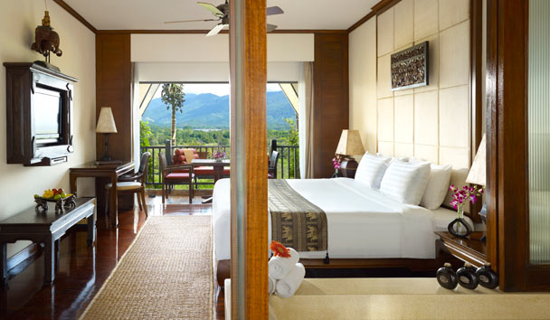 Anantara Golden Triangle, Three Country View