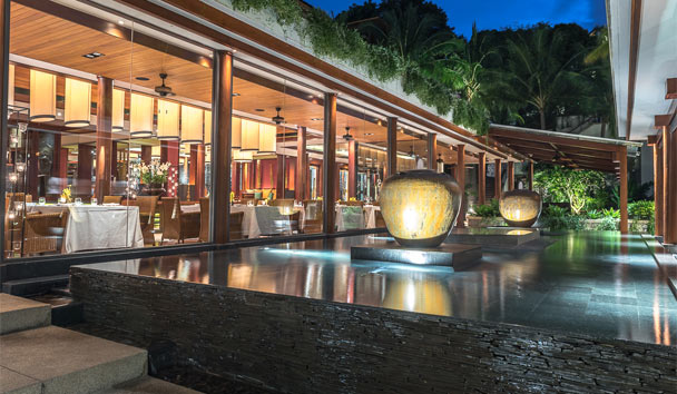 Andara Resort & Villas: Silk Restaurant