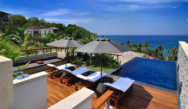 Andara Resort & Villas: Private Pool